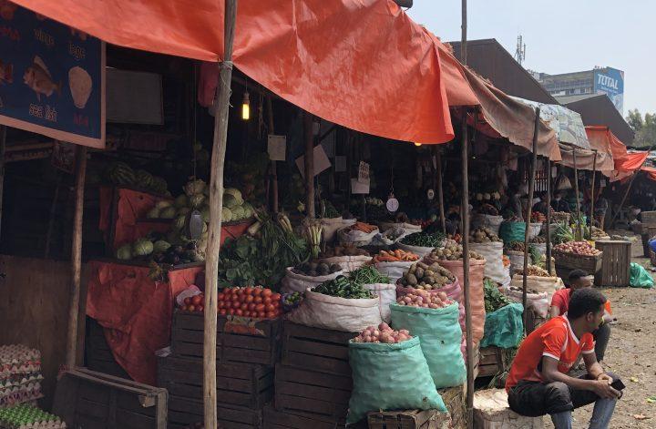Veggie Market Addis Ababa